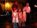 Infantiles: Reina: Carmen Fajardo 1ª Dama-Aroa Matias. 2ª Dama- I. Marquez