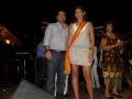 Reina de las fiestas 2010 Marina Espinosa