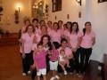 Costaleras Trono Santa Ana 2011